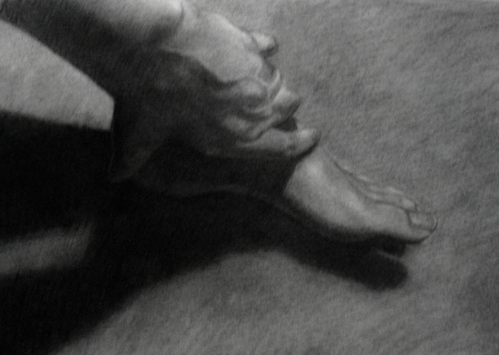 Swimming hole sketches - herchuckness » art blog